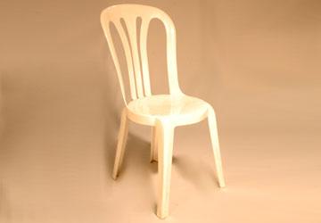 Lloguer Cadira resina apilable per a esdeveniments