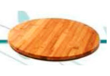 Lloguer Safata de fusta per a esdeveniments