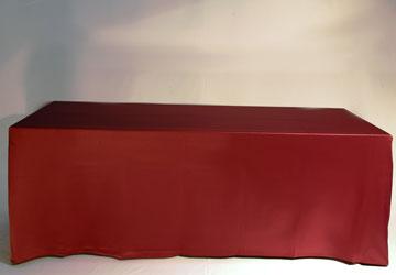 Lloguer Estovalles rectangulars per a esdeveniments