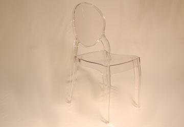 Lloguer Cadira Ghost per a esdeveniments