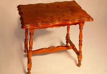 Alquiler Mesa madera
