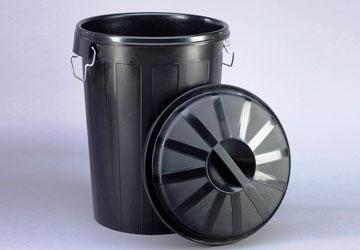Alquiler Cubo de residuos para eventos.